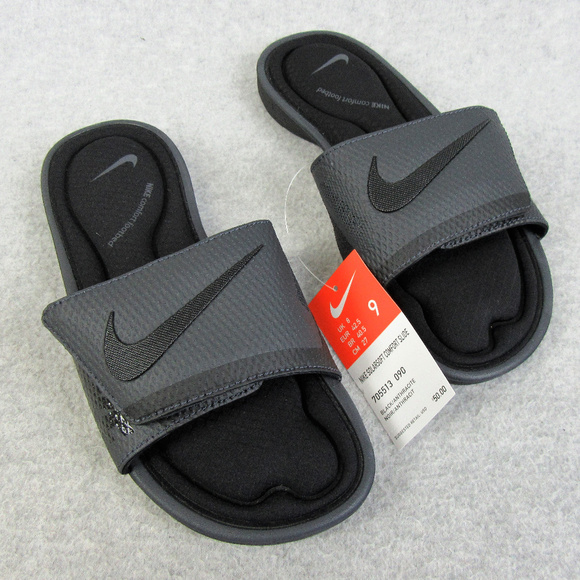 682269625ae8 Nike Solarsoft Comfort Slide Flipflops Sandals